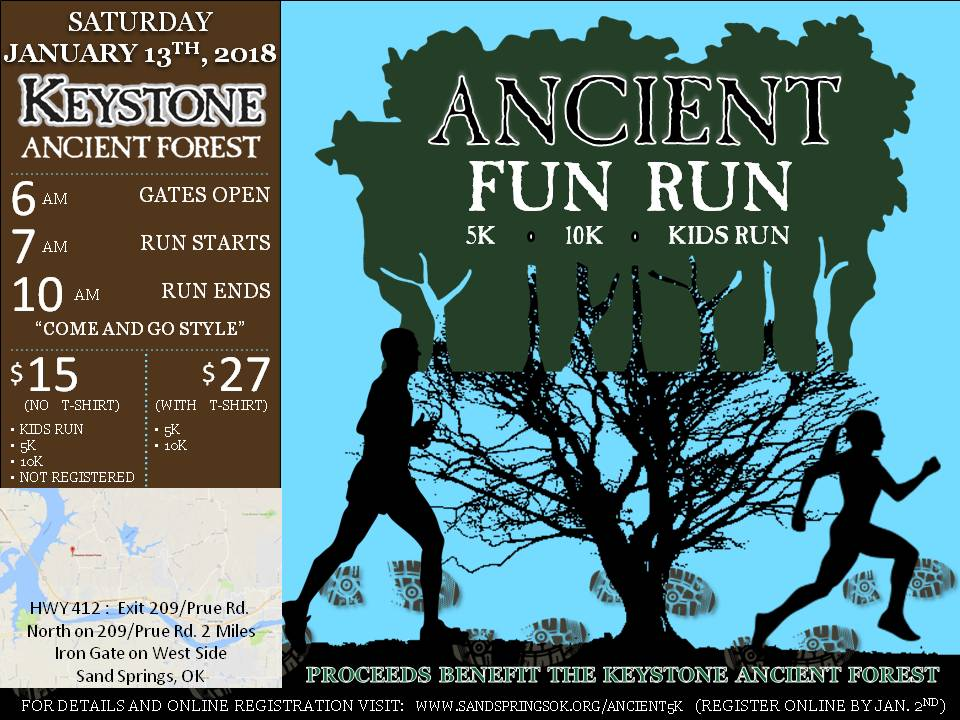 Ancient 5K Flyer